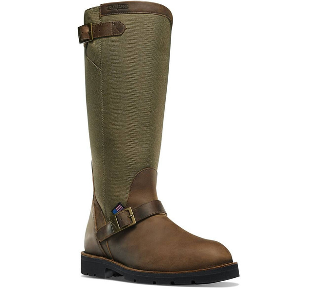 Danner Mens San Angelo Snake Boot 17 Brown Square Toe Boot 42752 42752