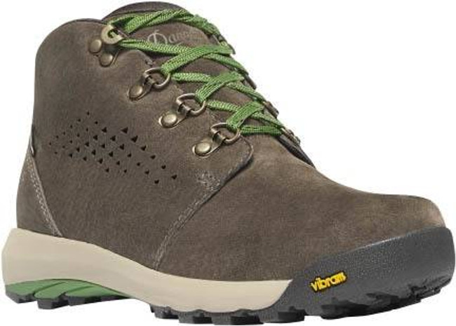 Danner Womens Inquire Chukka 4 Brown/Cactus Boot 64503 64503