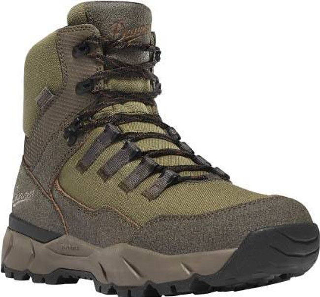 Danner Mens Vital Trail 5 Brown/Olive Boot 65301 65301