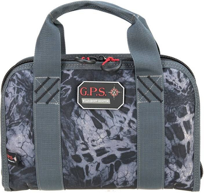 G-Outdoors GPS Double Compact Pistol Case GPS-1112PCPMB 819763012263