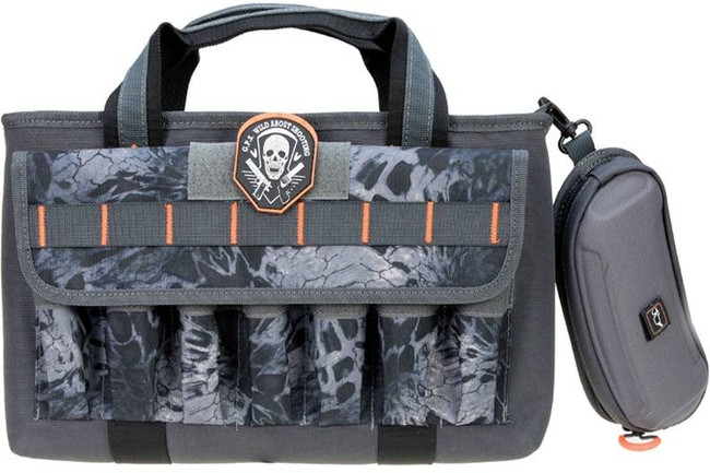 G-Outdoors GPS Double Pistol Range Bag With Mag Storage GPS-1409PCPMB 819763012300