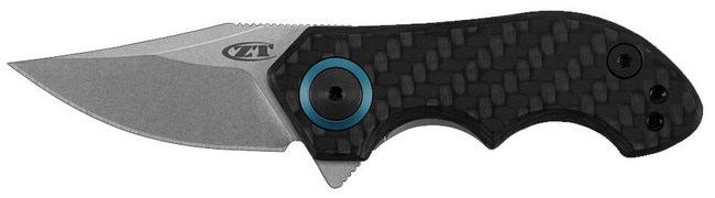 Zero Tolerance Small Galyean EDC Folding Knife 0022 ZT-0022 087171053851