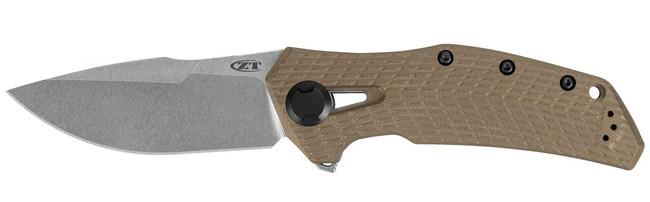 Zero Tolerance KVT G10 20CV Folding Knife 0308 open