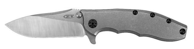 Zero Tolerance Titanium Hinderer Folding Knife 0562TI ZT-0562TI 087171054117