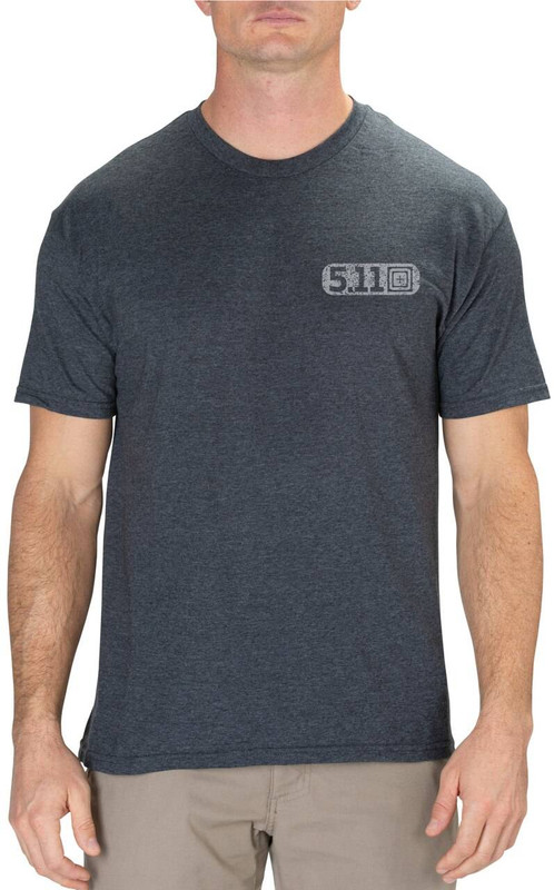 5.11 Tactical Mens Banners and Bayonets T-Shirt 41191RRW 41191RRW