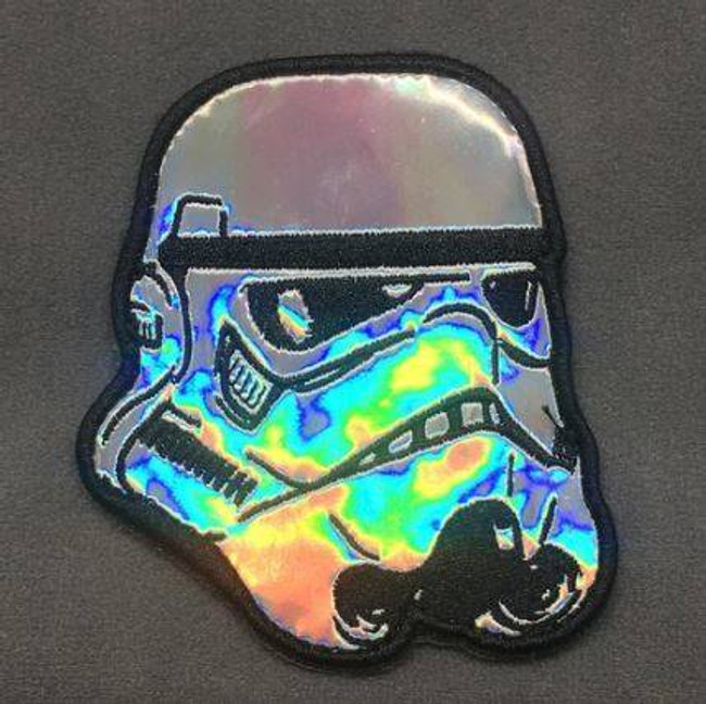 Tactical Outfitters Holographic Stormtrooper Patch HOLO-TROOPER