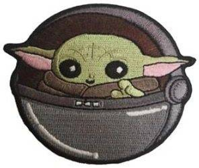 Tactical Outfitters The Child Baby Yoda Patch THE-CHILD
