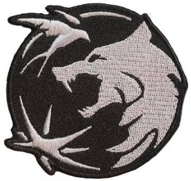 Tactical Outfitters The Witcher Medallion Patch WITCHER-PATCH