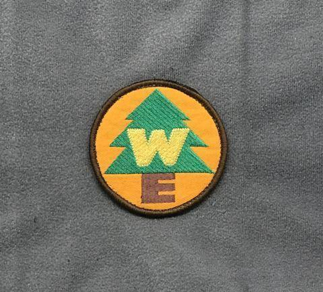 Tactical Outfitters Wilderness Explorer Patch WILDERNESS