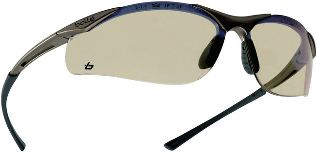 Bolle Windshear Glasses with Dark Grey ESP Lens 40290R