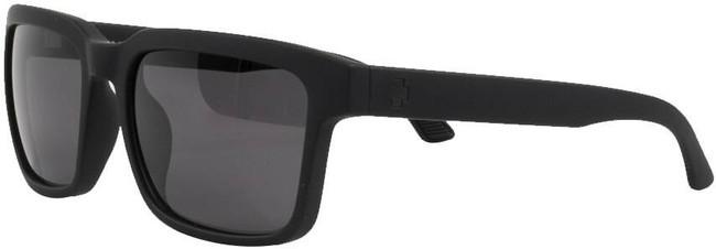 Spy Optics Helm 2 SOSI Matte Black Sunglasses with Grey Lenses 6800000000104