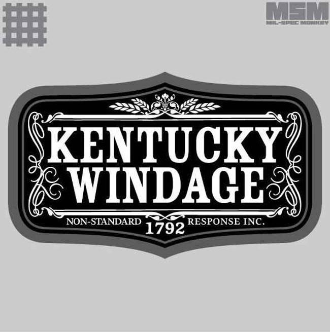 Mil-Spec Monkey Kentucky Windage KENTUCKY