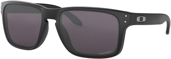 Oakley Holbrook Matte Black Sunglasses with Prizm Grey Lenses OO9102-E855 888392320544