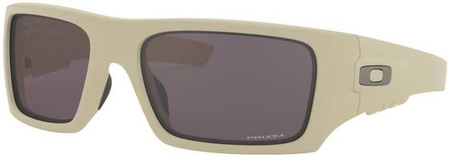 Oakley SI Ballistic Det Cord Desert Sunglasses with Prizm Grey Lenses OO9253-1961 888392407320
