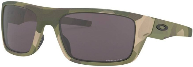 Oakley SI Drop Point Multicam Sunglasses with Prizm Grey Lenses OO9367-2860 888392404008