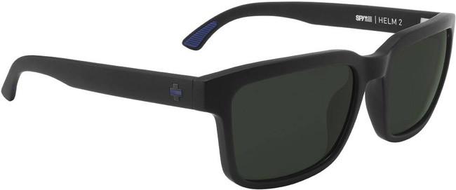 Spy Optics Helm 2 Thin Blue Line Sunglasses HELM2-TL_000 648478793408