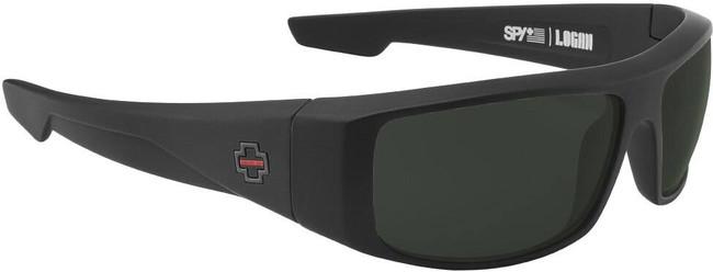 Spy Optics Logan Thin Red Line Sunglasses LOGAN-TL_002 648478801639