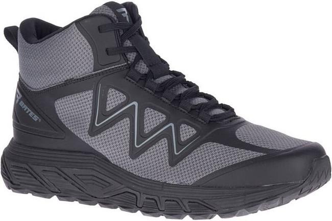 Bates Mens Rush Mid Grey Boot E01043 E01043