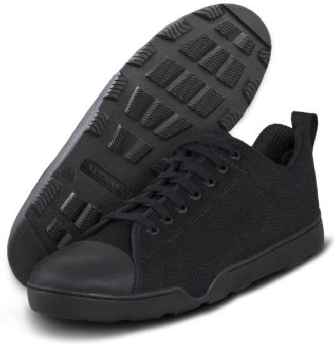 Altama Urban Assault Low Black Boot 334701