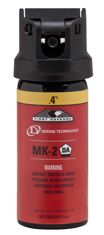 Defense Technology First Defense .4percent MK-2 Stream OC Aerosol DT-56325