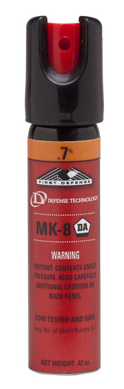 Defense Technology First Defense .7percent MK-8 Stream OC Aerosol DT-56785