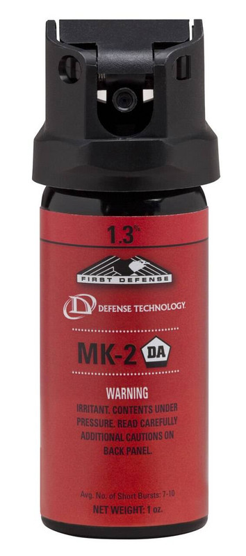 Defense Technology First Defense 1.3percent MK-2 Stream OC Aerosol DT-56825