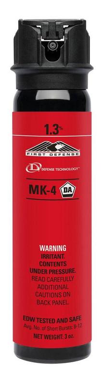 Defense Technology First Defense 1.3percent MK-4 Foam OC Aerosol DT-56832