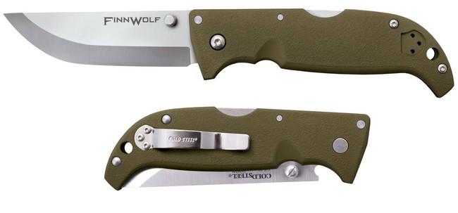 Cold Steel Finn Wolf Folding Knife CS-20N