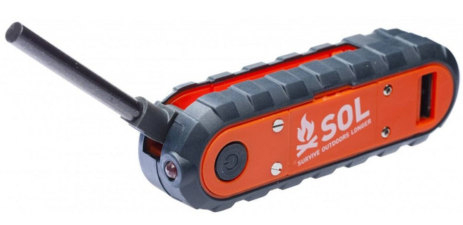 Adventure Medical Kits SOL Phoenix Multi Purpose Fire Starting Tool AMK-0140-0838 707708208386