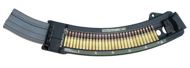 Maglula Range Benchloader AR15/M4 5.56/.223 30 round Loader MLBL71B 858003000714