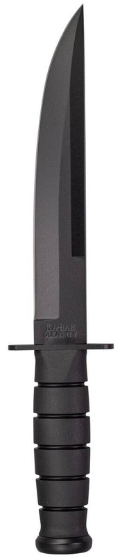 Ka-Bar Knives Modified Tanto Fixed Blade Knife KB-1266 617717212666