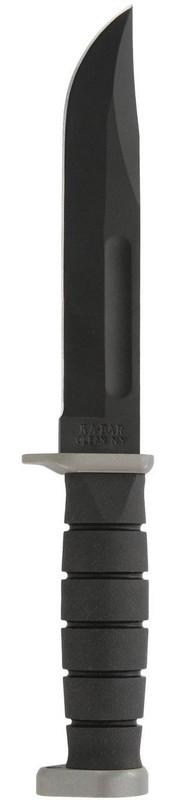 Ka-Bar Knives D2 Extreme Straight Edge Fixed Blade Knife KB-1292 617717212925