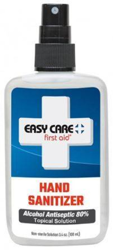 Adventure Medical Kits Easy Care 3.4 oz Hand Sanitizer 5020-0506 707708005060