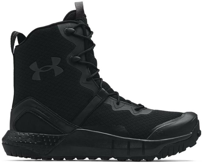 Under Armour Men's Micro G Valsetz Zip Tactical Boot
