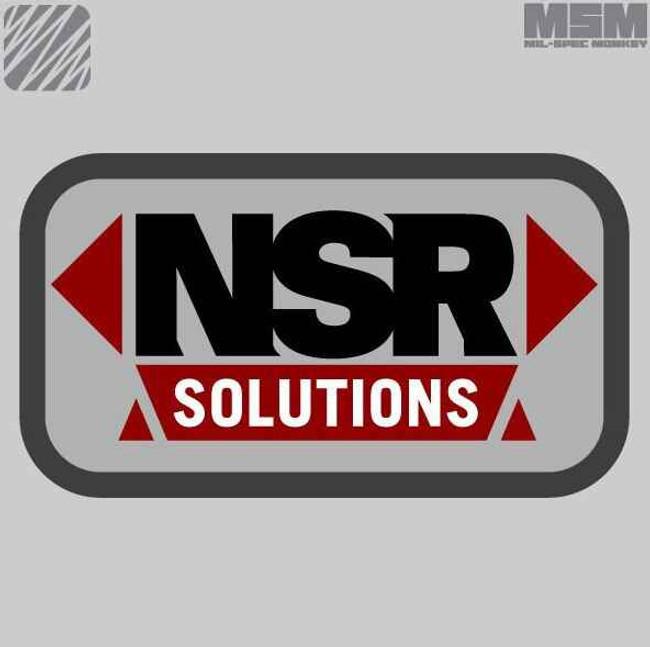 Mil-Spec Monkey NSR Solutions Patch NSR
