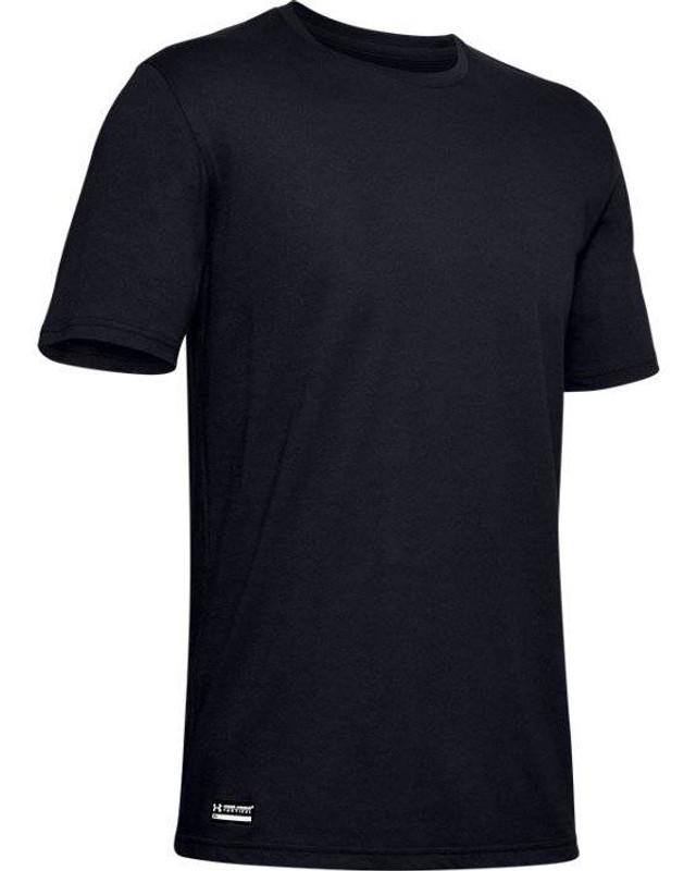Under Armour Mens Tactical Cotton T-Shirt 1351776