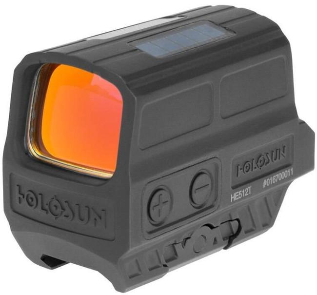 Holosun HE512T-RD Red Circle Dot Reflex Sight HE512T-RD 605930624748