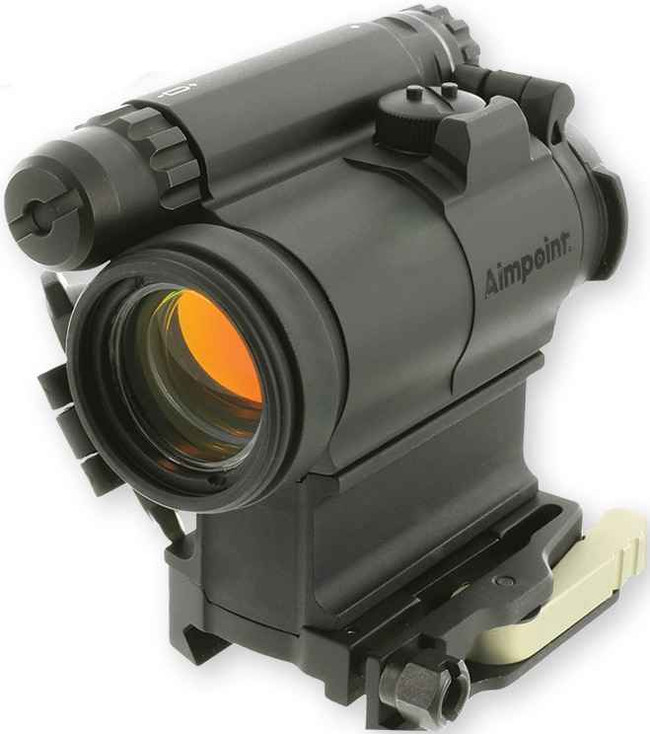 Aimpoint CompM5 2 MOA Red Dot Sight COMPM5 7350004385584