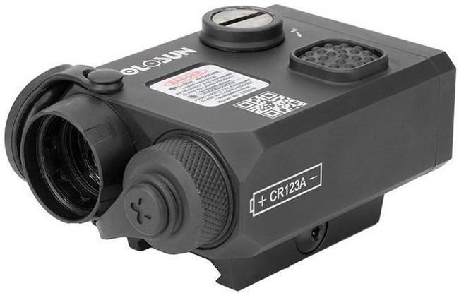 Holosun LS321G Green and IR Laser Aiming Device with IR Illuminator LS321G 605930624656