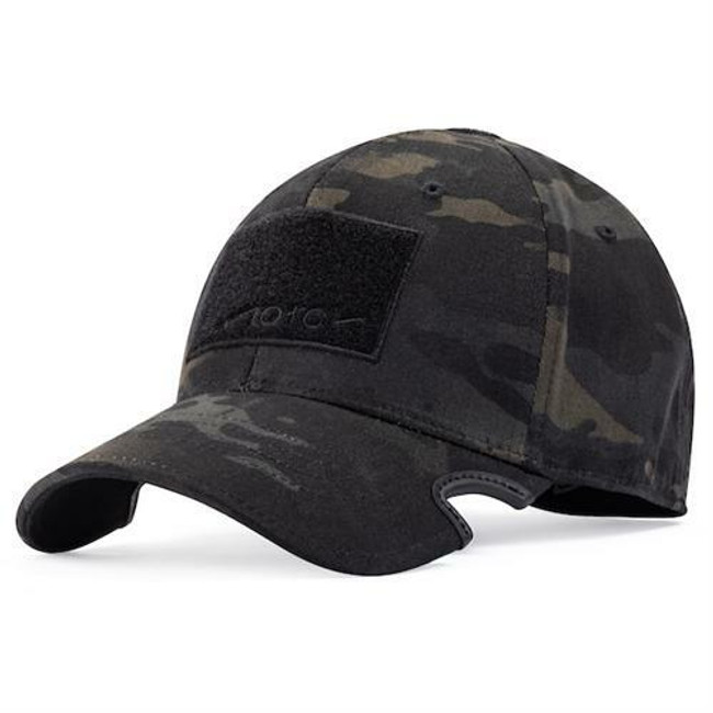 Notch Classic Multicam Black Operator Fitted Hat front