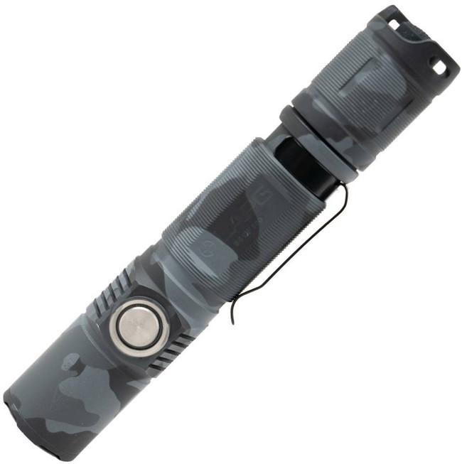 LA Police Gear F7 Grey Cerakote Limited Edition Flashlight FL-F7G