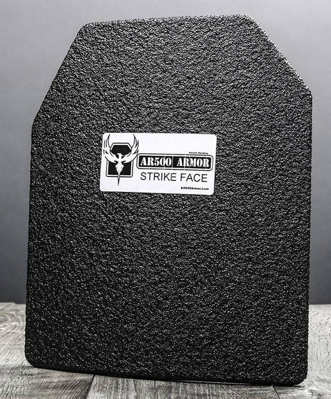 AR500 Armor Level IIIA LW Steel 10 x 12 Plate AR500-3-A10X12