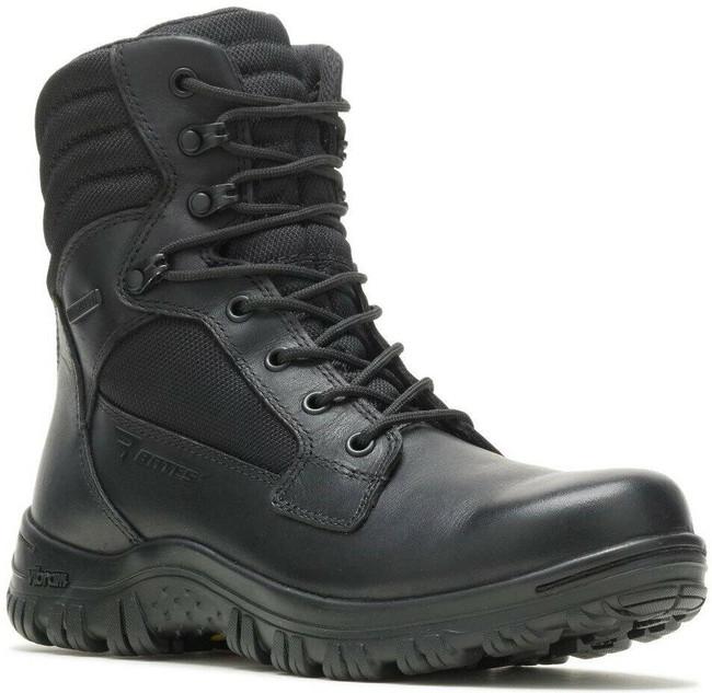 Bates Women's Cyren Tall Side-Zip DRYGuard+ Black Boot