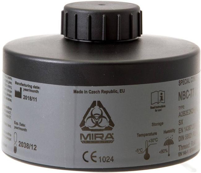 MIRA Safety NBC-77 SOF Filter NBC77SOF 682670705050