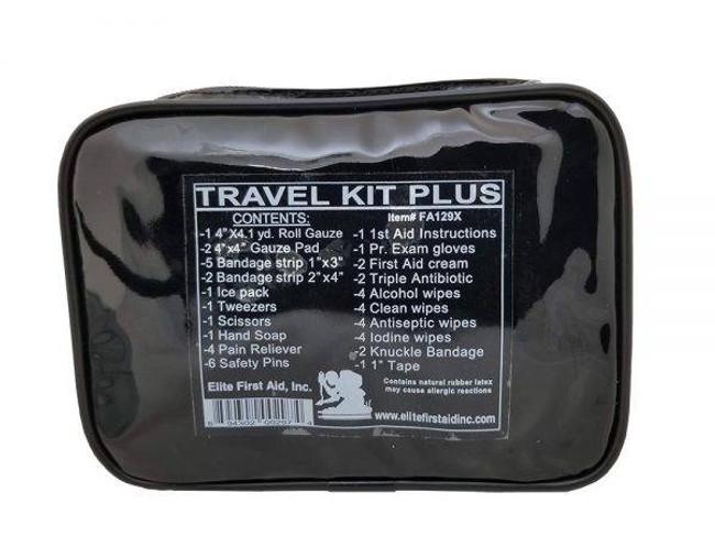 Elite First Aid Travel Plus First Aid Kit FA129X 894302002974