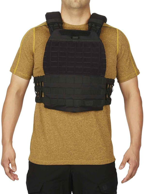 5.11 Tactical TacTec Plate Carrier 56100 56100