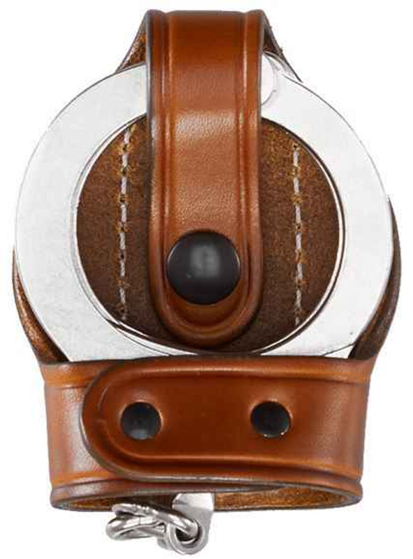 Aker Model 503 Bikini Handcuff Case plain tan