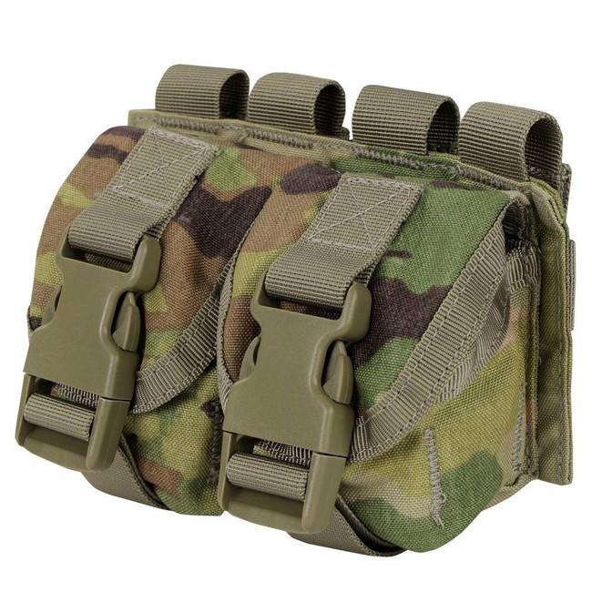 Condor Scorpion OCP Double Frag Grenade Pouch MA14-800 022886275327