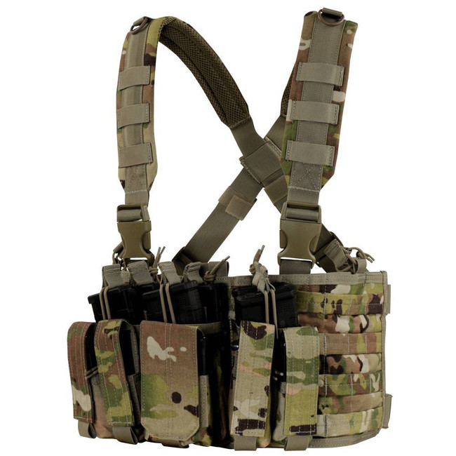 Condor Scorpion OCP Recon Chest Rig MCR5-800 022886275822