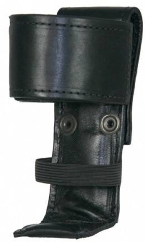 Boston Leather Deluxe Adjustable Radio 5Holder with Support 5487-BO